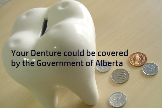 Financial Assistance For Dentures in Alberta